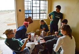 Volunteers complete their Pharmacy Elective requirements by assisting with distributing medicine to disadvantaged communities in Kenya.